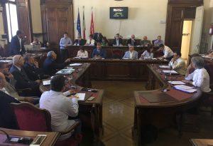 """Consiglio comunale, Paolo Rizzi lascia. L'opposizione: """"Sfiducia a Putzu"""""""