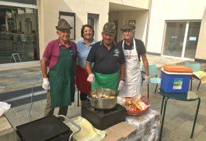 Besurica, un pomeriggio di allegria per gli anziani del centro diurno