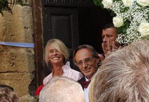 Matrimonio vip a Castell'Arquato: Gaspare ha detto sì ad Alessandra. Tra gli invitati anche Marcuzzi e D'Urso