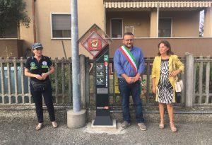 Ottavello e Larzano, inaugurato il defibrillatore acquistato dai cittadini