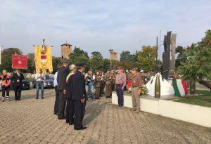 Dal Friuli alla Russia: celebrati i 50 anni del Gruppo alpini di Vigolzone