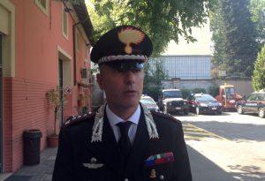 """Insediato Michele Piras, nuovo comandante provinciale dei Carabinieri: """"Squadra efficiente"""""""