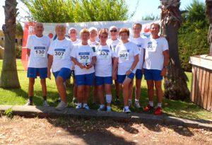 Olimpiadi Over 50: anche la squadra di Piacenza ai blocchi di partenza