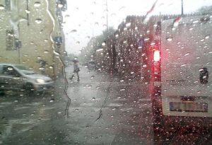 Piogge e temporali in arrivo sulla fascia collinare. Allerta della Protezione civile