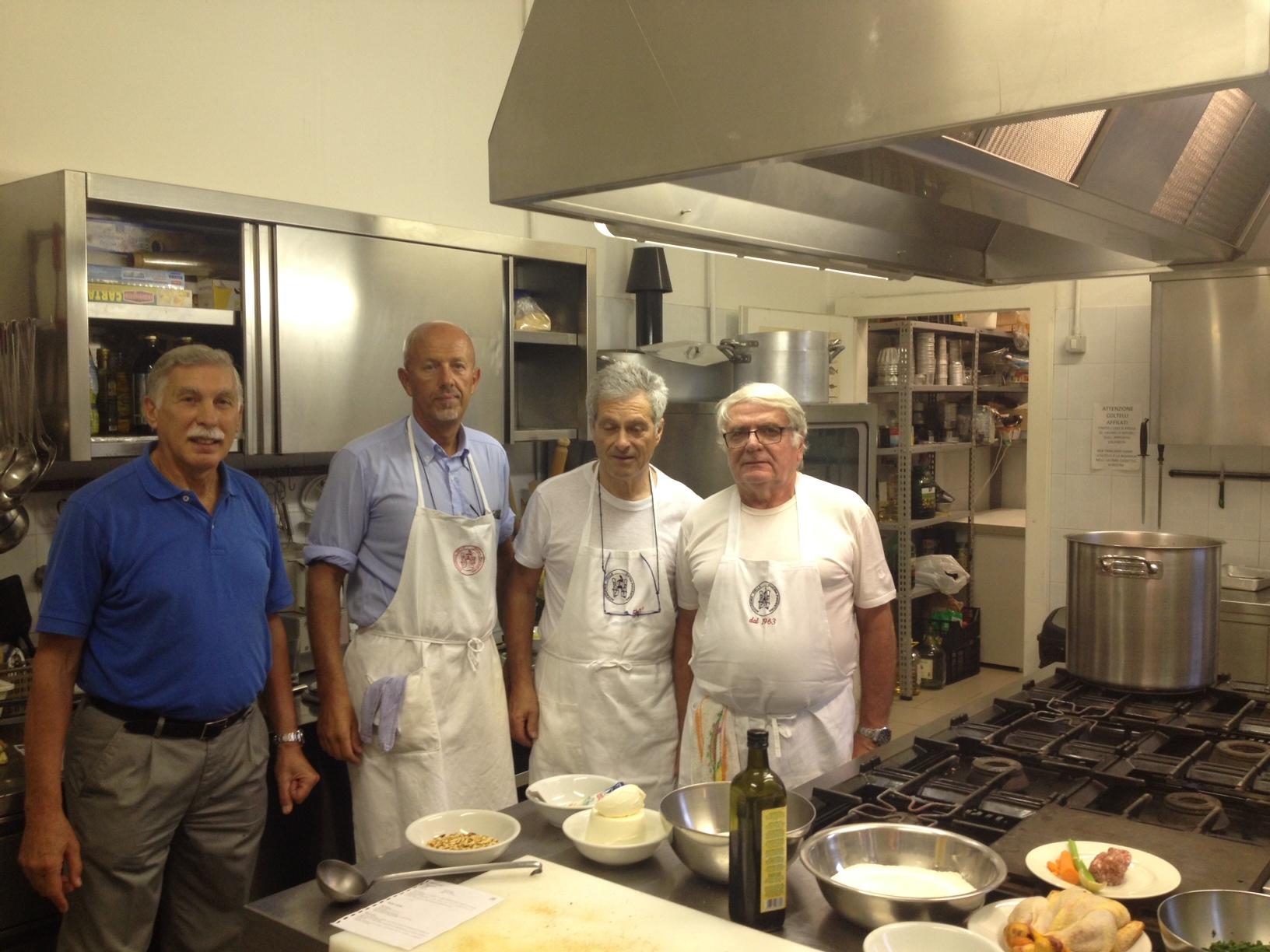 Accademia della cucina un cammino lungo anni cronaca