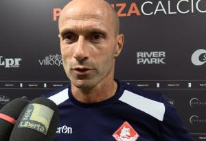 """Tutto pronto per il match col Pisa, Franz: """"Puntiamo a fare la partita"""""""