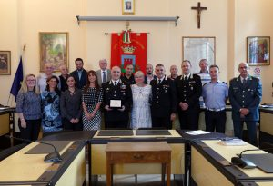 """Il saluto a Castelsangiovanni: """"Continuerò a lavorare per il territorio piacentino"""""""