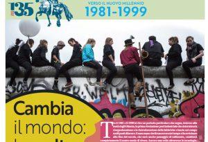 Oggi con Libertà l'inserto sul periodo che cambiò il mondo: 1981-1999