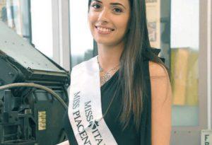Laura Fregoni alle prefinali di Miss Italia a Jesolo: inizia l'avventura