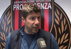 """Domani l'Olbia, Giannichedda: """"Sfida difficile ma siamo pronti"""""""