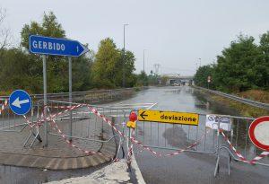 Dopo la messa in sicurezza del viadotto sull'A21, oggi riapre al transito via Leccacorvi