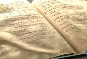 """Viaggio tra i codici dell'archivio del duomo nelle """"Meraviglie della Cattedrale"""""""