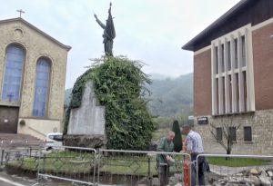 Le immagini del raduno di Mariano e restyling del monumento di Farini