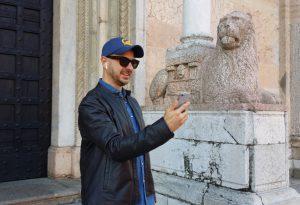 "Gli ""itinerari aumentati"" di Paolo Guglielmoni per una città più ricca"