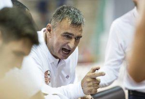 """Coach Coppeta: """"Voglio una squadra spregiudicata per centrare i primi punti"""""""