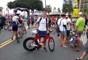 Francesco Gualtieri super anche alle Hawaii: quinto tra gli under 24
