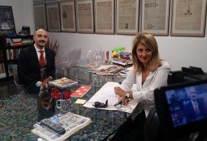 A Nel Mirino ospite lo storico dell'arte Alessandro Malinverni
