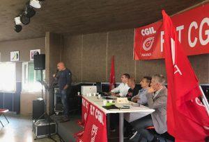 """Filt Cgil, Zorzella resta al timone. """"Solidarietà e difesa di salari e diritti"""""""