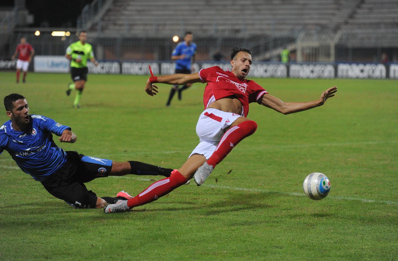 Ufficiale: Romero ceduto al Sud Tirol. Michele Vano il sostituito?