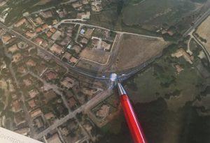 Incrocio pericoloso a Castell'Arquato, in arrivo una rotatoria