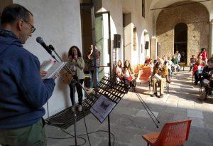 Palazzo Farnese, 25 ore dedicate alla poesia: 130 poeti coinvolti