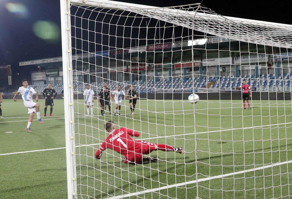 Al Piace non basta il gol di Nicco: l'Albissola trova il pari nel finale FOTOGALLERY