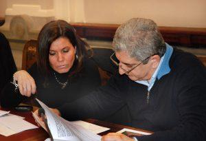 """Foti: """"Patrizia Barbieri candidata per la presidenza della Provincia"""". Lei conferma"""