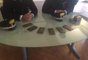 Scoperto a Milano con un chilo di droga destinato agli studenti piacentini: ventenne arrestato