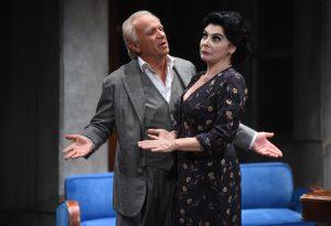 """Gli scatti più belli di """"Filumena Marturano"""", di scena in questi giorni al Teatro Municipale"""