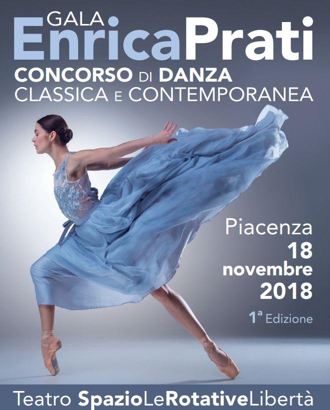 Premio Enrica Prati: ecco i nomi delle 43 danzatrici finaliste del concorso