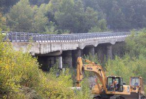 Sicurezza dei ponti stradali, cantieri aperti in Valtrebbia e a Farini