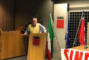 """Spi-Cgil, al timone confermato Luigino Baldini: """"Bus gratis per gli over 65"""""""
