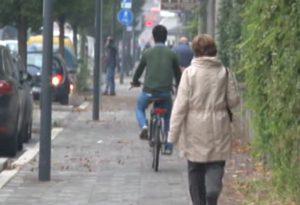 Viaggio verso il centro di Piacenza: via Colombo, ciclabile promossa