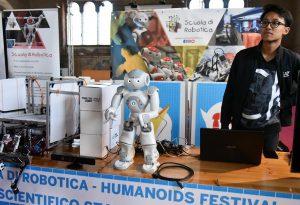 """Robot, droni e simulatori di terremoti: è """"Tecnica in Movimento"""""""