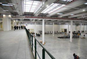Unieuro: inaugurato il nuovo Hub a Le Mose. Almeno 50 assunzioni