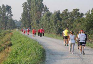 Domenica marcia benefica a San Giuliano di Castelvetro