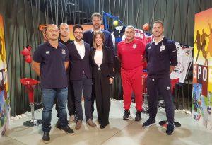 """Curti e Zlatanov a Zona Sport: """"Rapporti umani motore della nostra realtà"""""""