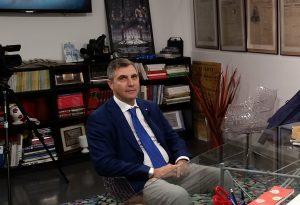 """Marco Stabile, direttore di Chirurgia Plastica dell'Asl di Piacenza, ospite a """"Nel Mirino"""""""