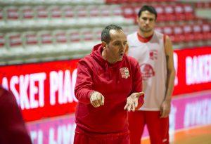 Bakery, primo allenamento per il nuovo coach Gennaro Di Carlo