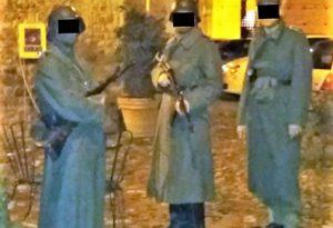 """""""In divisa da nazisti alla festa di Halloween"""", la denuncia di Anpi"""