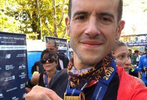 """Maratona New York, Morganti: """"Indimenticabile l'arrivo a Central Park"""""""