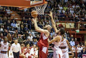 La sconfitta della Bakery Basket a Forlì