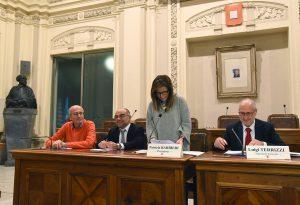 Barbieri giura come presidente. Elezioni consiglio il 10 febbraio
