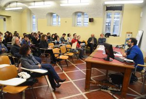 Primo workshop dedicato a Wes Anderson. Incontro con il critico Gironi