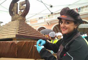 Cioccolandia, la manifestazione più dolce fa il pieno di golosi