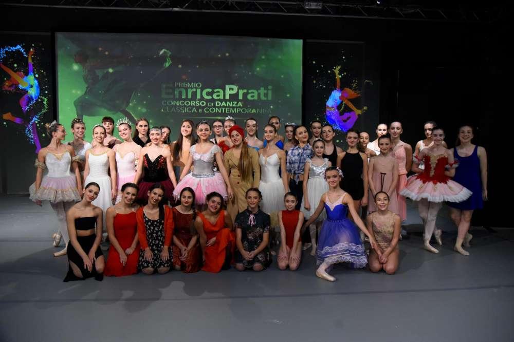 """Su Telelibertà la finalissima del Concorso nazionale di danza """"Enrica Prati"""""""