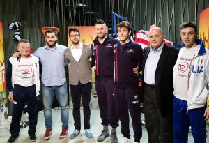 """Il campione di kick boxing Colla: """"A Maribor per difendere il titolo europeo"""""""