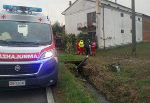 Grave infortunio sul lavoro a Campogrande di Calendasco. Ferito un 63enne. Interviene l'elisoccorso