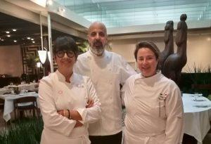 Round tables world culinary: la cucina stellata di Isa Mazzocchi a Tel Aviv