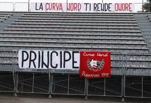 Giornata triste per il Piace: prima la scomparsa di Marco Reboli, poi il 2-0 di Pistoia. FOTOGALLERY
